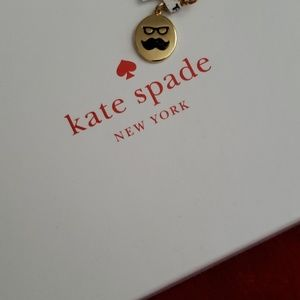 FREE* Kate Spade How Charming Glasses Moustache